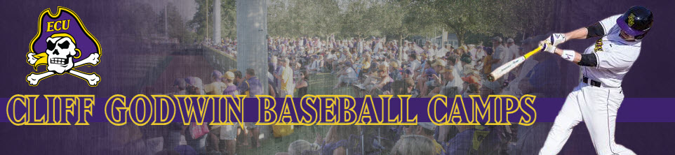 East Carolina University Baseball Camps