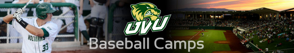 Utah Valley University Baseball Camps